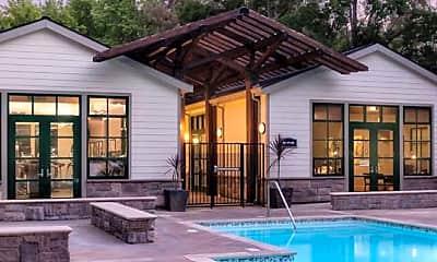 Pool, eaves Pleasanton, 0