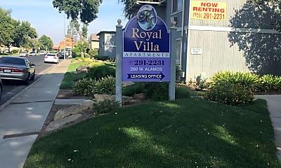 Royal Villa, 1