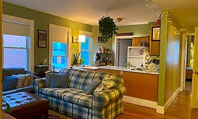 Living Room, 22 Columbia St, 1