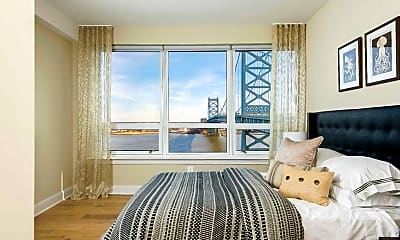 Bedroom, 234 N Christopher Columbus Blvd, 1