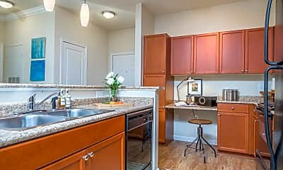 Kitchen, View at Legacy Oaks, 0