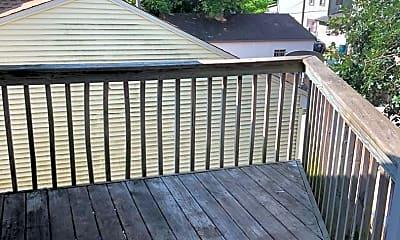 Patio / Deck, 101 S McLean St, 2