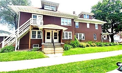 Building, 1243 1st St SW, 2