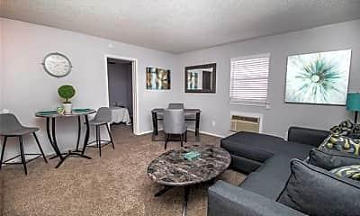 Living Room, 3215 35th St 4B, 0