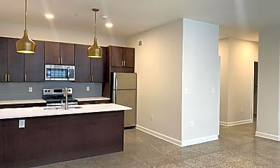 Kitchen, 45 Columbia St 407, 1