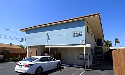Building, 225 E 1st St, 0