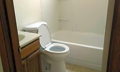 Bathroom, 200 Grover St, 2