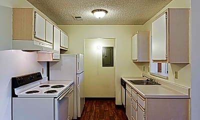 Kitchen, Eagles Point, 1