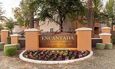 Community Signage, Encantada Canyon Trails, 2