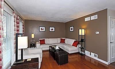 Living Room, 10301 E. Evans Ave., 0