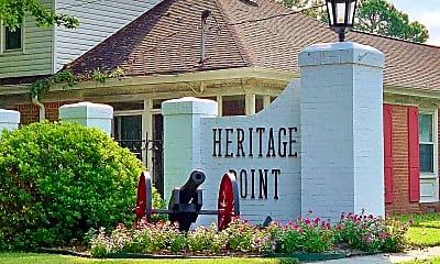 Community Signage, 7635 Vicksburg Ct, 2