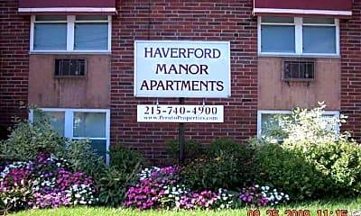 7431 Brockton Road Apartments/ Haverford Manor, 0