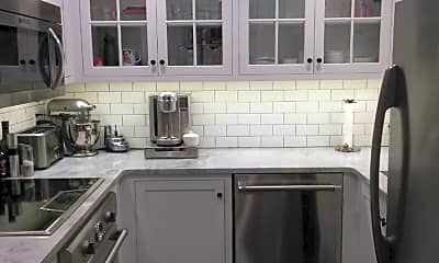 Kitchen, 84 Waltham St, 1