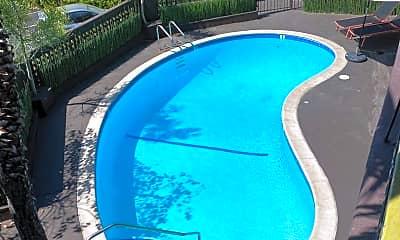 Pool, 646 N La Fayette Park Place, 1