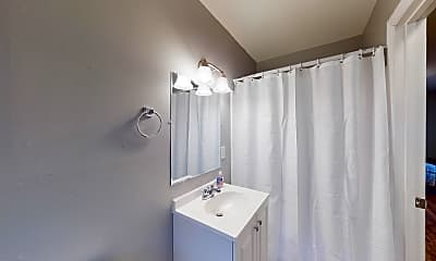 Bathroom, Room for Rent - Live in College Park, 2