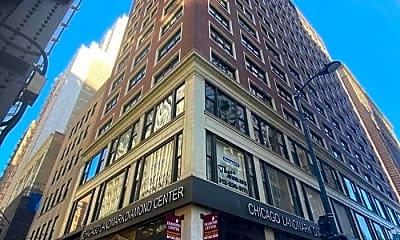Building, 5 N Wabash Ave, 0