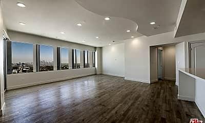 Living Room, 5670 Wilshire Blvd PH4, 0
