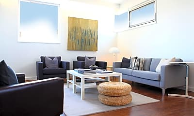 Living Room, 430 S Commerce St, 1