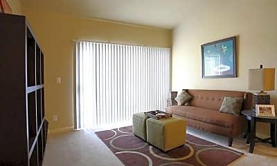 Living Room, Bella Madera at Lake Lewisville, 1