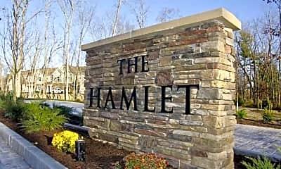 Community Signage, The Hamlet at Slingerlands, 1