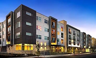 Building, The Vista, 1