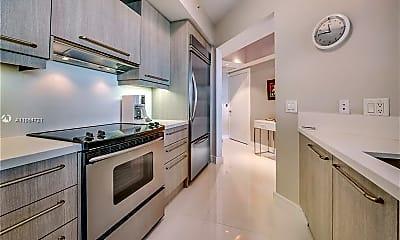 Kitchen, 333 Las Olas Way 1901, 1