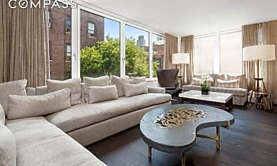 Living Room, 233 W 20th St TH, 1