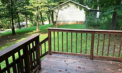 Patio / Deck, 839 Whisperwood Trail NE, 1