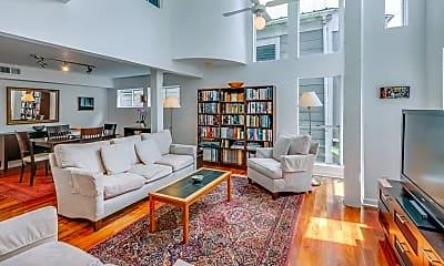 Living Room, 5936 Magazine St, 2