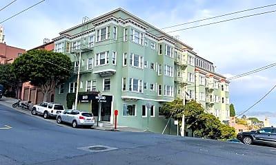Building, 1000 Union St, 1