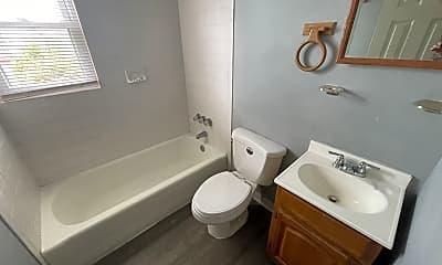 Bathroom, 115 Avon Beach rd, 1