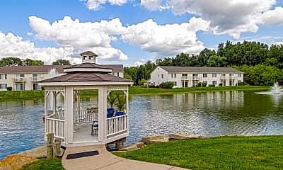 Recreation Area, Keystone Lake Apartments, 0