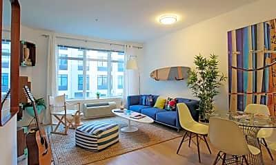 Living Room, Harrison Station 330, 1