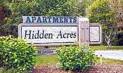 Hidden Acres, 0
