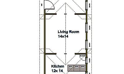 Bathroom, 912 E Gorham St, 2