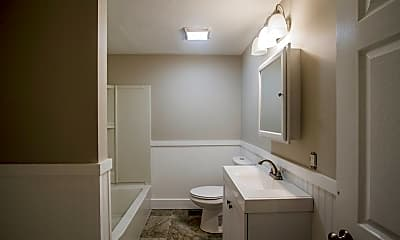 Bathroom, 23 Wilson St 1, 2