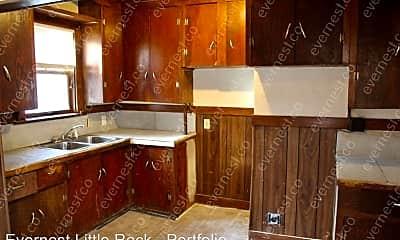 Kitchen, 1201 Franklin St, 1