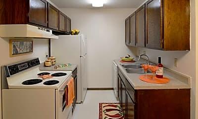 Kitchen, Chelsea Park Apartments, 0