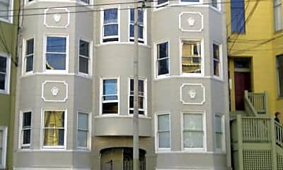 Building, 643 Castro St, 0