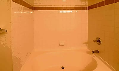 Bathroom, Ashley Place Apartments, 2