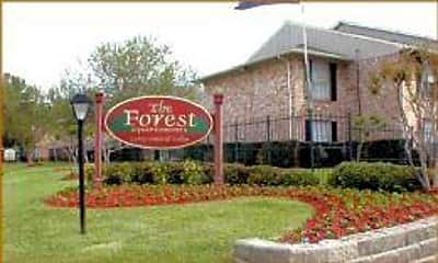 Forest Apartments, 0