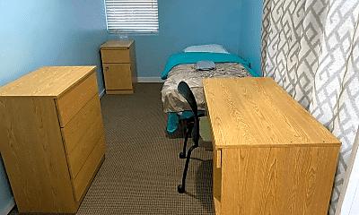 Bedroom, 46 Rogge St, 0