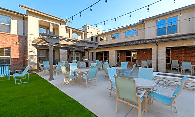 Pool, The Luxe at Cedar Hill, 1