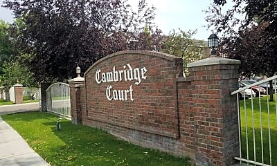 Cambridge Court Apartments, 1