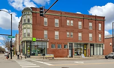 Building, 602 S Western Ave 2SR, 0