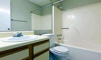 Bathroom, Meadow Chase, 2