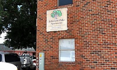 Jefferson Oak Apartments, 1