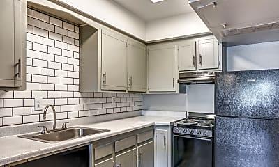 Kitchen, Lexington Place, 1