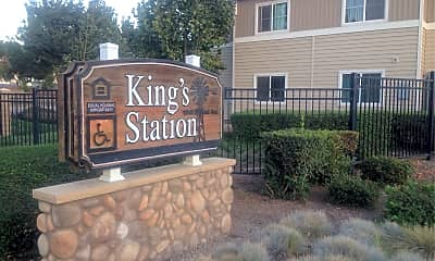 King Station Apartments, 1