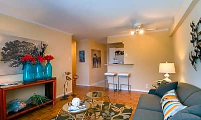 Living Room, Barclay House, 0